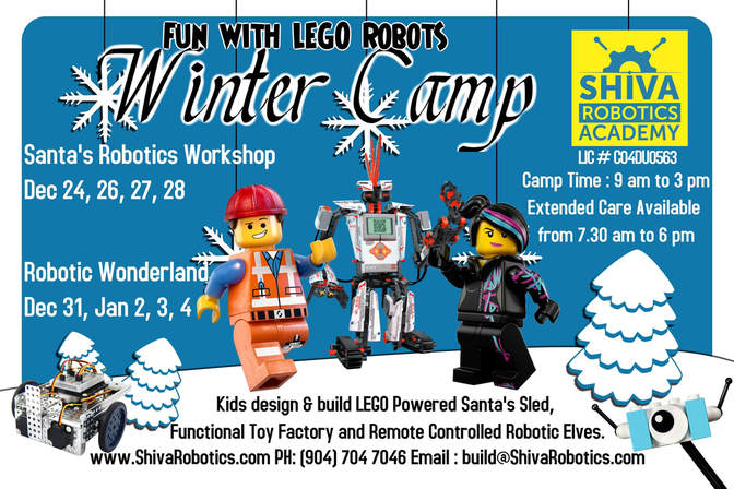 Shiva Robotics Academy Homepage